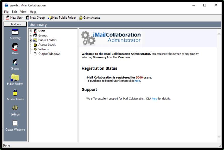 Progress iMail Email Server