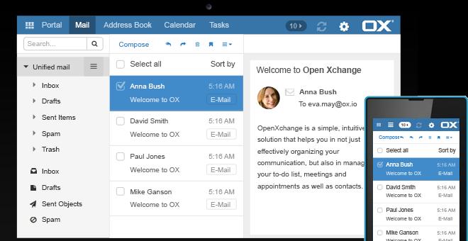 Corporate E-Mail Hosting