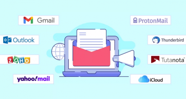 top  email service providers
